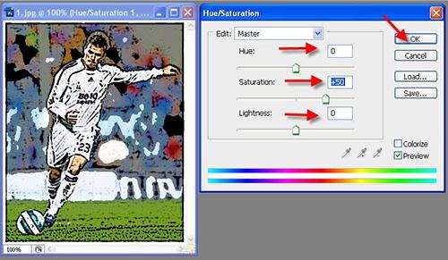 Cách tạo tranh vẽ từ hình ảnh bằng photoshop-3