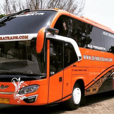 Harga Sewa Bus Pariwisata di Surabaya