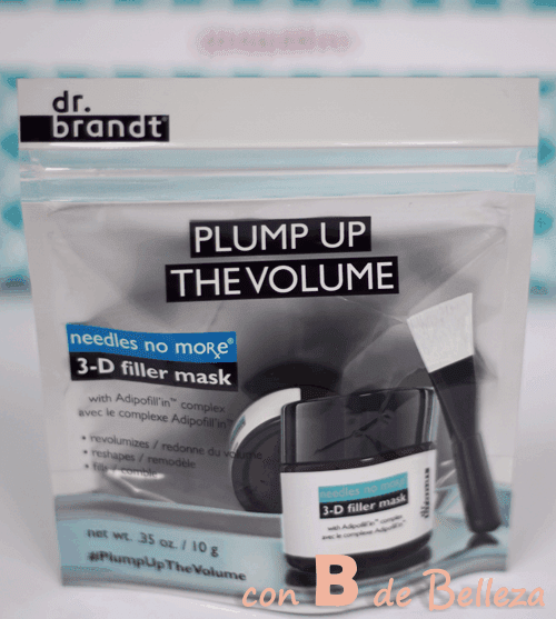 Plump up the volume de Dr brandt