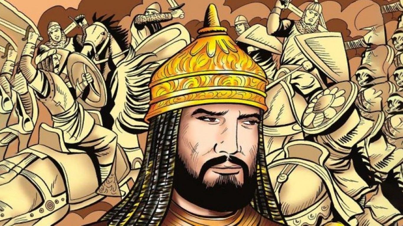 من هو جلال الدولة السلطان ملك شاه