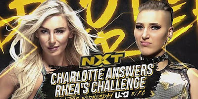 Il Punto Sulla Sfida fra Charlotte Flair e Rhea Ripley