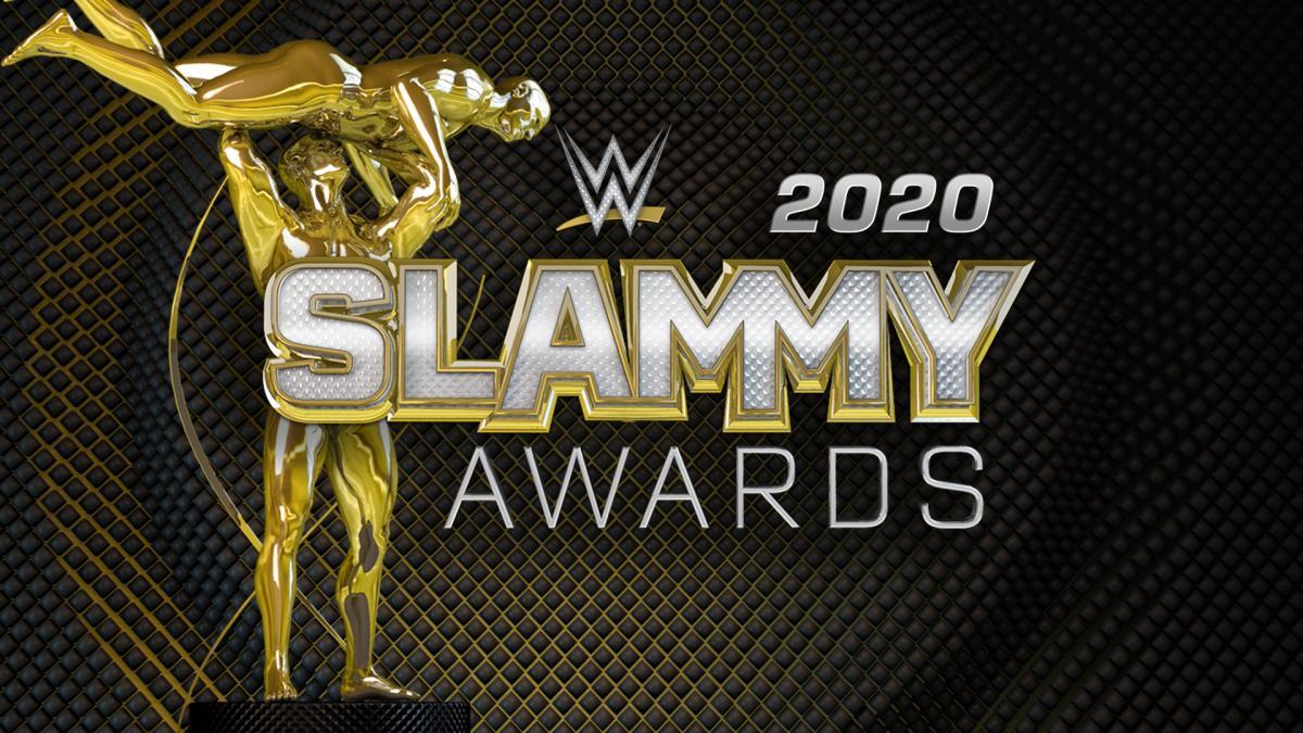 Vencedores do WWE Slammy Awards