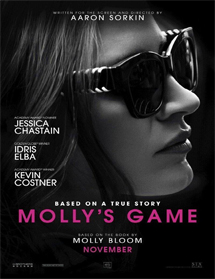 Molly's Game (2017) subtitulada