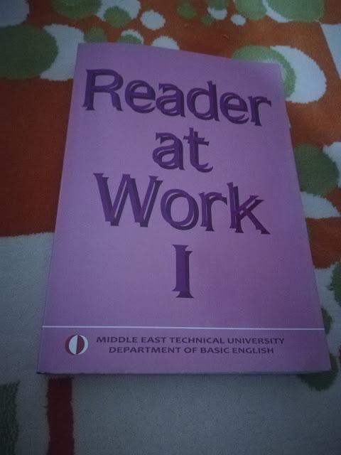 Reader at Work 1 İnceleme
