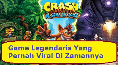 Game Legendaris Yang Pernah Viral Di Zamannya