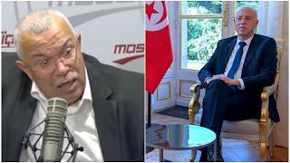 نور الدين البحيري : قيس سعيّد سيختم قانون المحكمة الدستورية رغما عنه و  إلتزاما باليمين الذي أدّاه