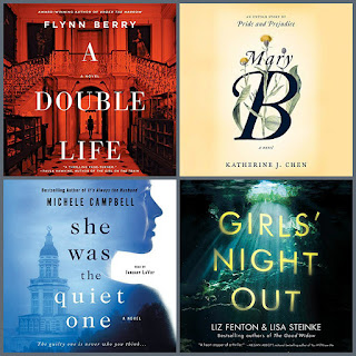 Audiobooks for July 2018