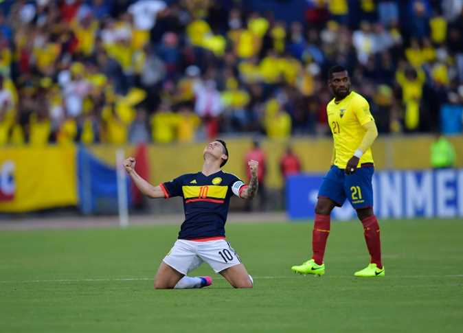 موعد مباراة كولومبيا والاكوادور في كوبا امريكا