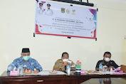 Bupati Lombok Utara Terima Kunker Komisi VIII DPR RI Bersama Kementerian Sosial RI