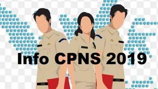 info terkini penerimaan cpns 2019