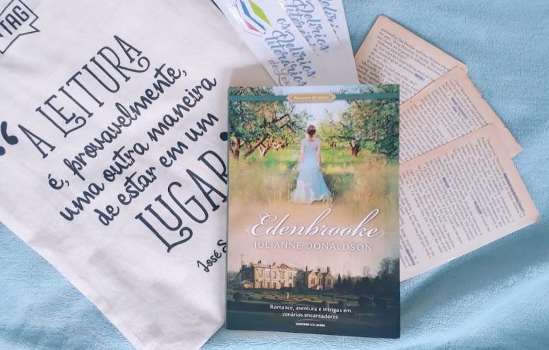 Edenbrooke, de Julianne Donaldson | Resenha #37