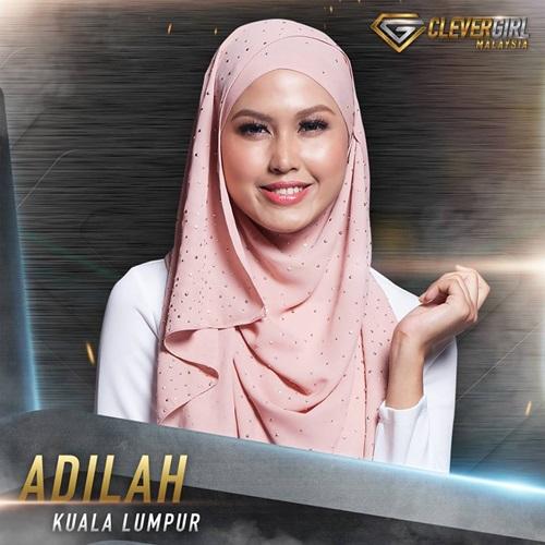 Biodata Adilah Clever Girl Malaysia 2016, profile Nur Adilah Azhari, biografi, profil dan latar belakang Adilah Clever Girl Malaysia TV3, foto, gambar Adilah Clever Girl Malaysia, facebook, instagram Adilah Clever Girl Malaysia