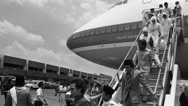 Transportasi Haji: 1952 Pertama Kali dengan Pesawat Terbang