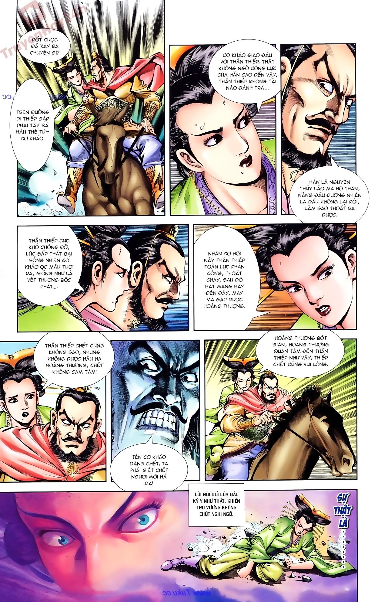 Cơ Phát Khai Chu Bản chapter 84 trang 15