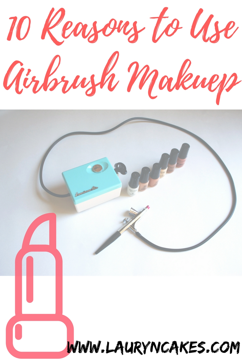 airbrush makeup tutorial, airbrush makeup, luminess airbrush