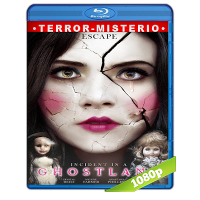 Pesadilla En El Infierno (2018) BRRip Full 1080p Audio Trial Latino-Castellano-Ingles 5.1