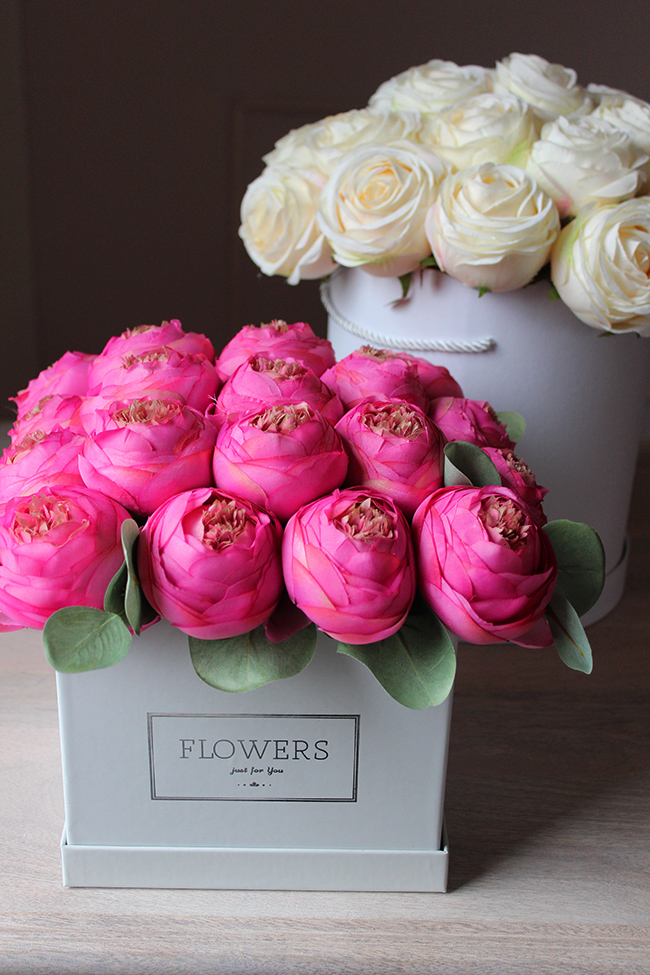 Flowerboxy na każdą okazję