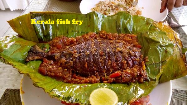 How to Cook Kerala Fish Fry