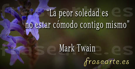 Frases desmotivadoras de Mark Twain