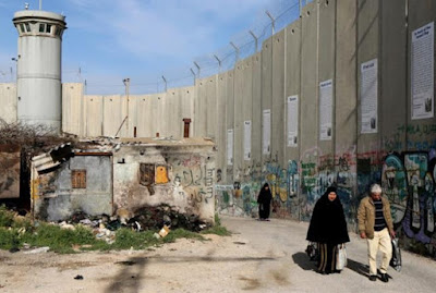 La Cisjordanie est aussi une immense prison à ciel ouvert dans - DROITS a1