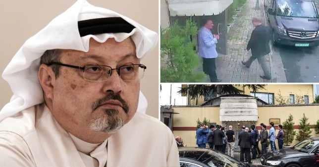 Five men sentenced to death for murdering Jamal Khashoggi