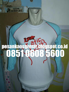 Vendor Kaos Event Malang