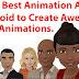 অ্যান্ড্রয়েড এর জন্য ৭ টি ফ্রি এবং সেরা অ্যানিমেশন অ্যাপ্লিকেশন | The 7 Best Animation Apps for Android to Create Awesome Animations