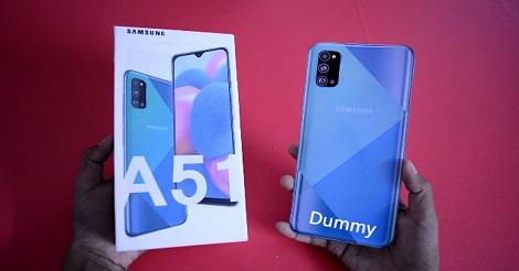 Spesifikasi Lengkap dan Harga Samsung A51