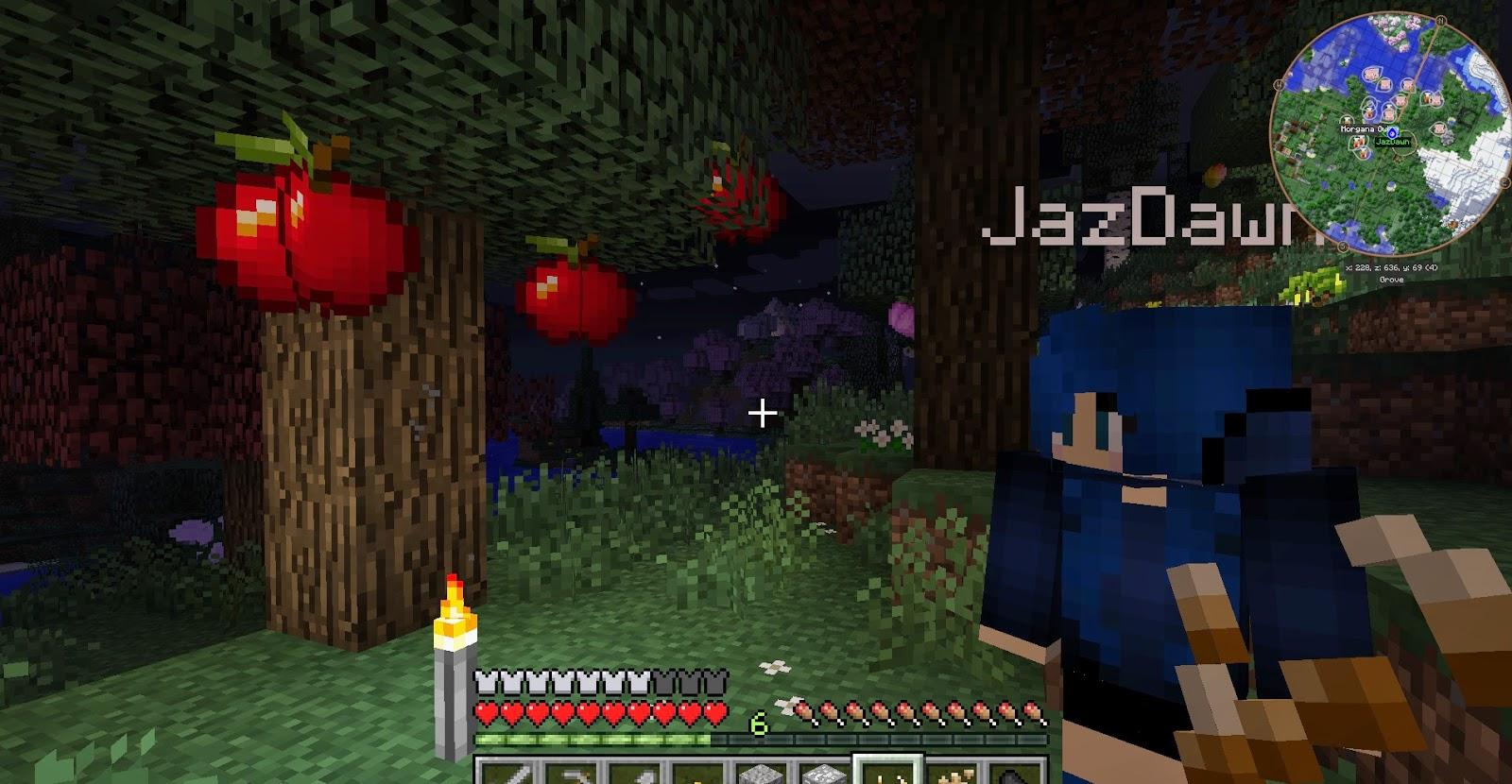 Second Life Newser: Back in FTB Minecraft Again
