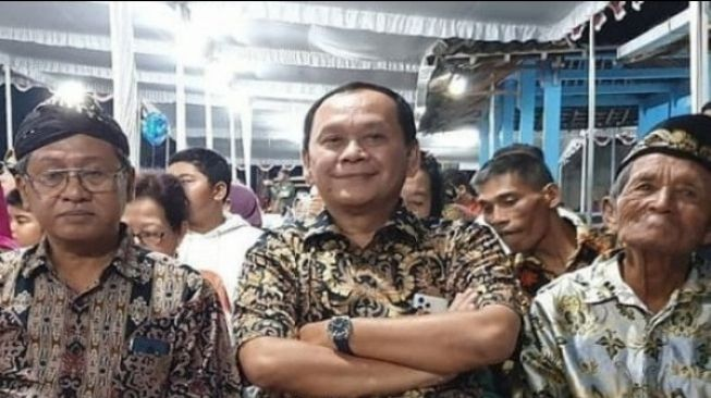 Wahyu Purwanto Angkat Bicara, Dilarang Jokowi Jadi Cabup Gunungkidul