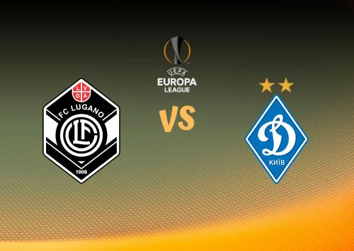 Lugano vs Dinamo Kiev  Resumen