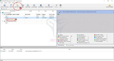 تحميل R-Studio data recovery عملاق إسترجاع المحذوفات