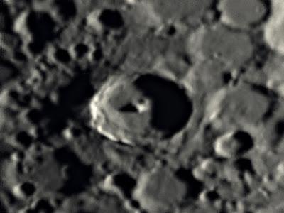 Lluna. Cràter Tycho