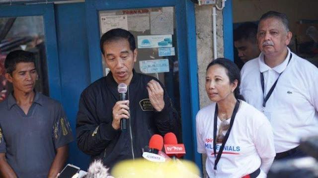 Eks Relawan: Utang BUMN Numpuk, Rini Dipecat dan Jokowi Harus Mundur