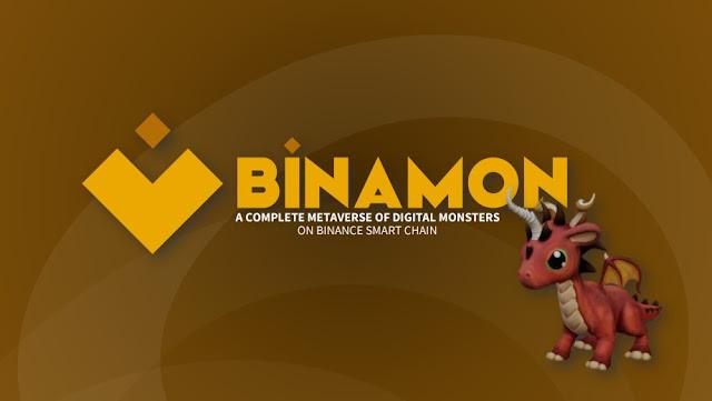 Game NFT Binamon (BMON)