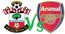 Liga Inggris Pekan 20: Southampton vs Arsenal