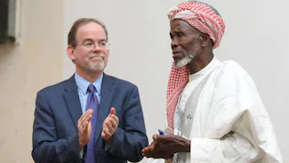 U.S. Mission Recognises Imam Who Saved 300 Christians In Plateau