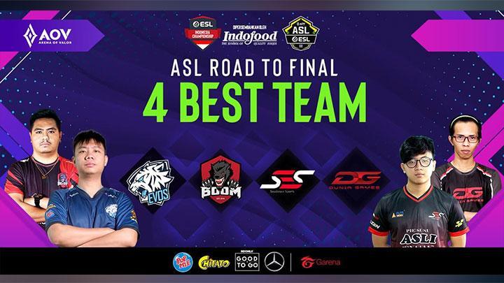 ESL Championship EVOS eSports Pimpin Melawan PG Barracx 2019