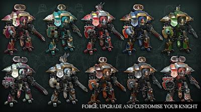Warhammer 40K Freeblade v2.1.0 Mod APK + Data