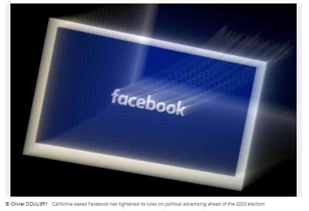 Facebook chief Zuckerberg put a brake on civil unrest