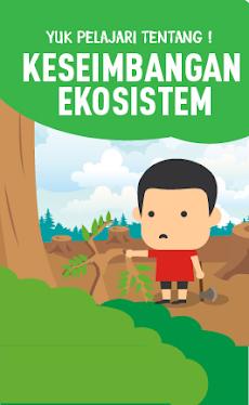 Keseimbangan Ekosistem Pada Bumi