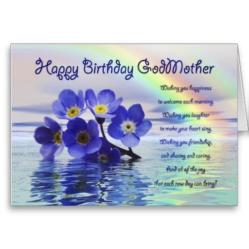 Birthday Images for Godmother