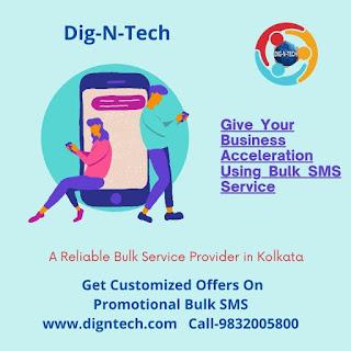 Benefits of using Bulk SMS , Bulk SMS Service Provider in Kolkata