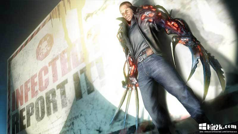 Prototype 2 PC Game Download ( Highly Compressed )
