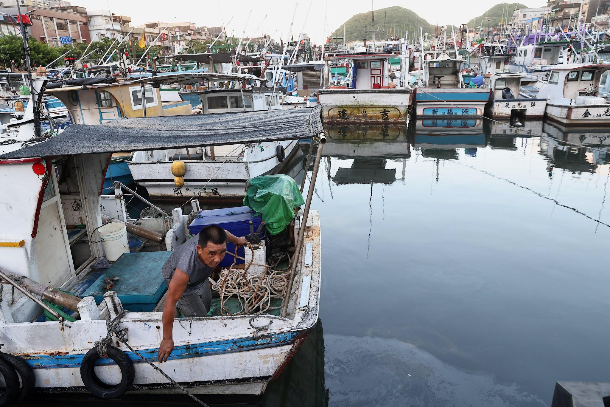 Turunkan Peringkat Siaga Badai Chanthu, Pemerintah Taiwan Waspada Bencana Alam