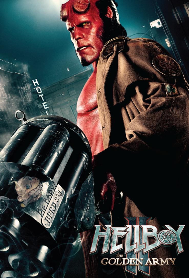 Hellboy Wallpaper Diposkan oleh hellboy di 00.21