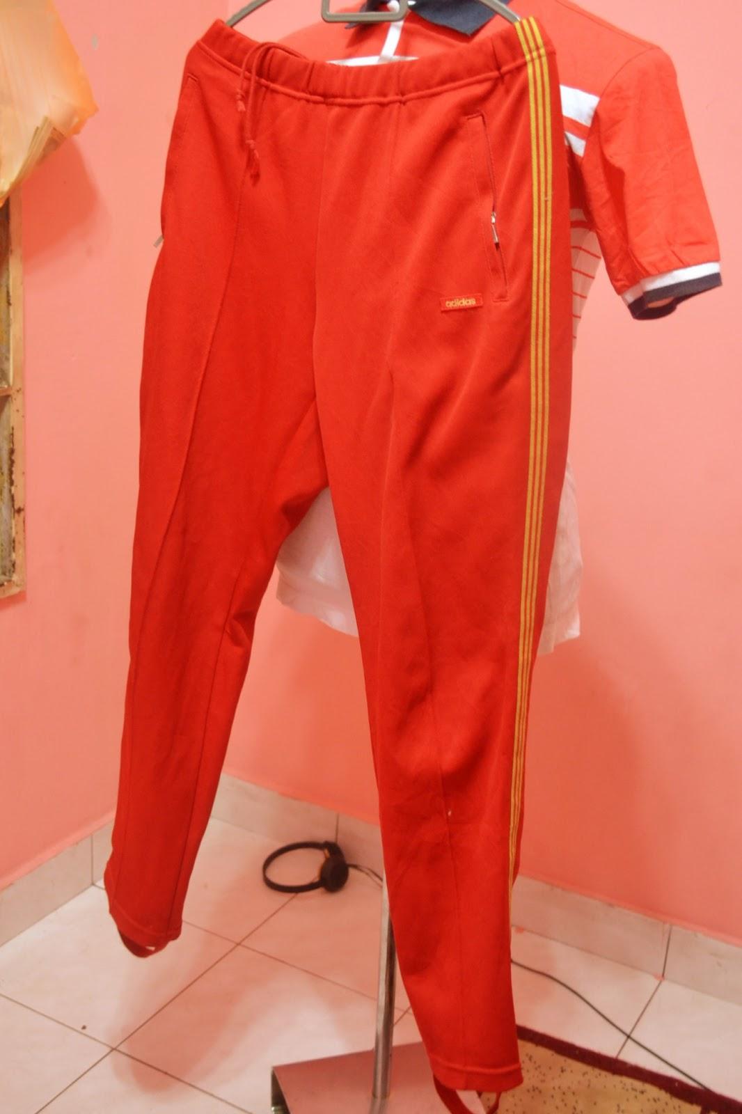 jaket adidas merah - photo #42