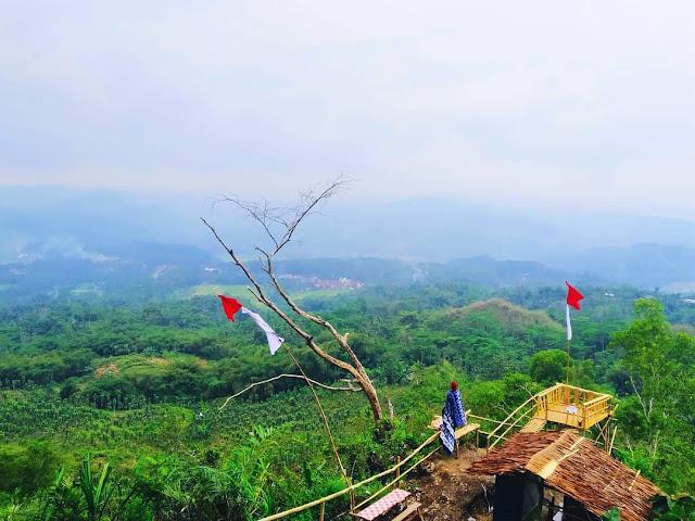 Alamat dan Tiket Masuk Bukit Puji Ningrum Tasikmalaya Jawa Barat