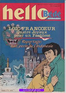 Hello-Bébé, numéro 7, 1991, Capo