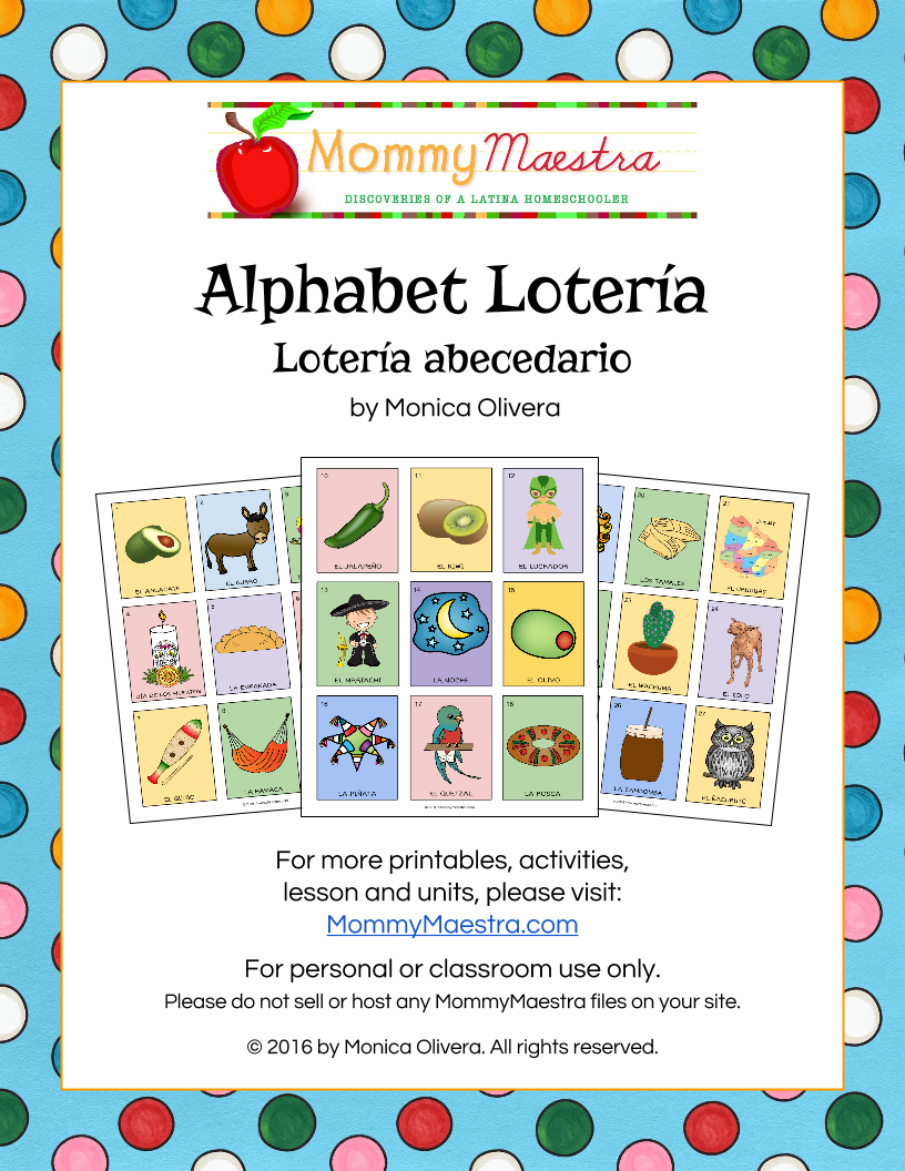 This is a graphic of Loteria Game Printable intended for art